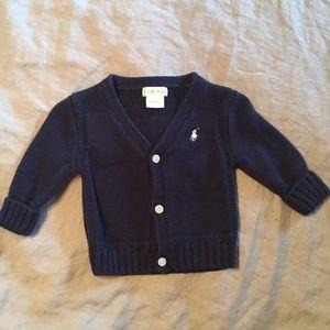 Other - RALPH LAUREN Baby Boy Knit Sweater